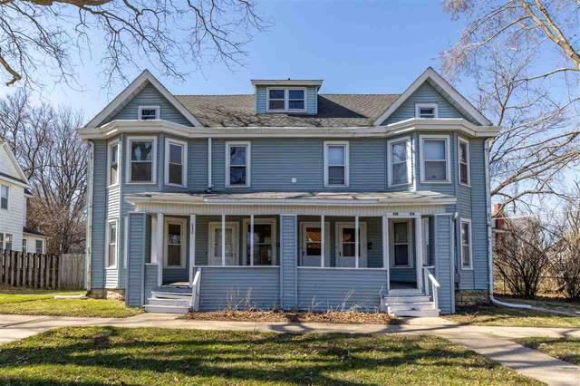 628 & 630 W Mullan Avenue, Waterloo, IA 50701 (MLS #20211187) :: Amy Wienands Real Estate