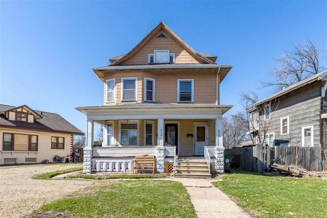 932 W Mullan Avenue, Waterloo, IA 50701 (MLS #20211188) :: Amy Wienands Real Estate