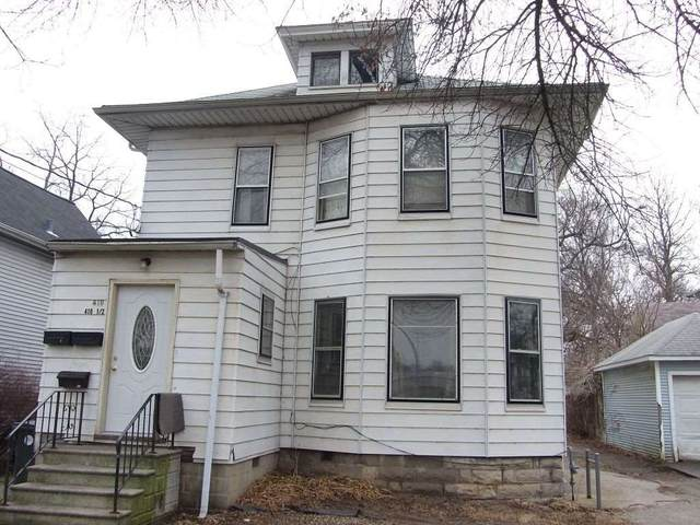 410 1ST, Waterloo, IA 50703 (MLS #20211223) :: Amy Wienands Real Estate