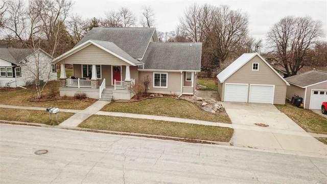 1131 Howard St, Aplington, IA 50604 (MLS #20211248) :: Amy Wienands Real Estate