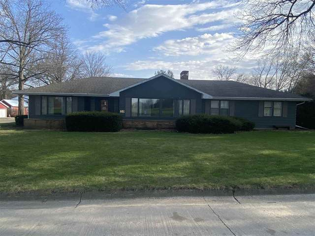 601 W 6th Street, Sumner, IA 50674 (MLS #20211324) :: Amy Wienands Real Estate