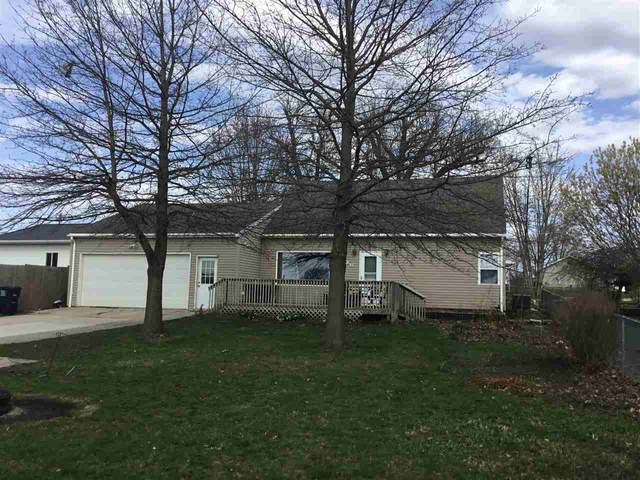 706 4th St., Parkersburg, IA 50665 (MLS #20211356) :: Amy Wienands Real Estate