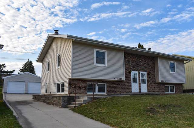 418-420 Christensen Road, Waterloo, IA 50701 (MLS #20211387) :: Amy Wienands Real Estate