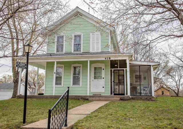 418 S Walnut Street, Shell Rock, IA 50670 (MLS #20211455) :: Amy Wienands Real Estate