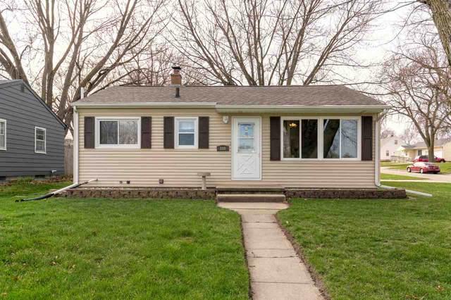 800 Oregon Street, Waterloo, IA 50702 (MLS #20211457) :: Amy Wienands Real Estate
