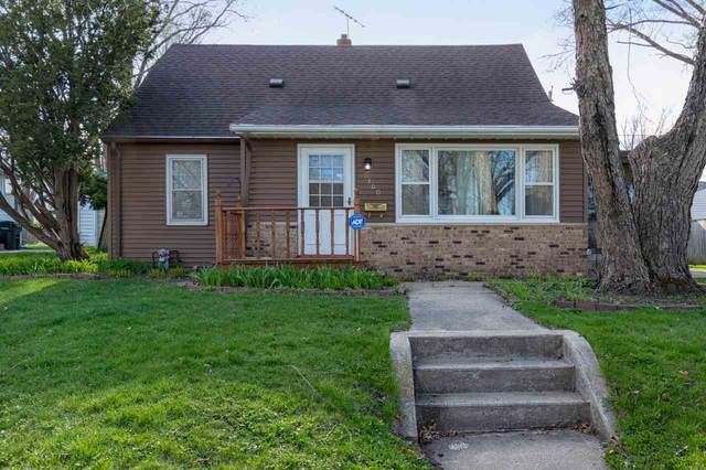 1300 Vermont St., Waterloo, IA 50702 (MLS #20211468) :: Amy Wienands Real Estate