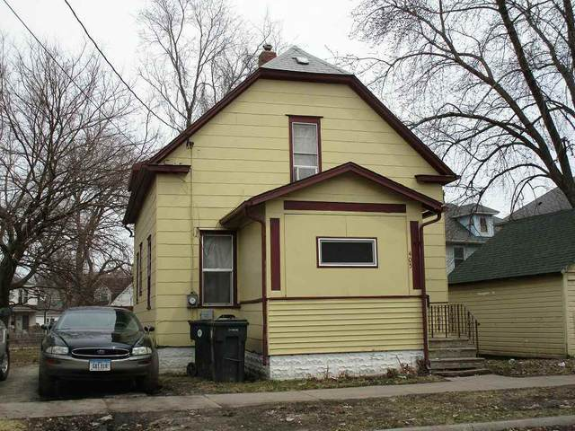 405 Sunnyside Avenue, Waterloo, IA 50701 (MLS #20211517) :: Amy Wienands Real Estate