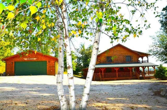 1824 Buck Lane, Harpers Ferry, IA 52146 (MLS #20211523) :: Amy Wienands Real Estate
