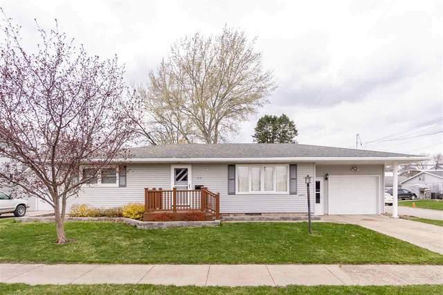 119 S Woodward Avenue, Fredericksburg, IA 50630 (MLS #20211524) :: Amy Wienands Real Estate