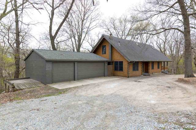 10114 Harmon Road, Laporte City, IA 50651 (MLS #20211692) :: Amy Wienands Real Estate