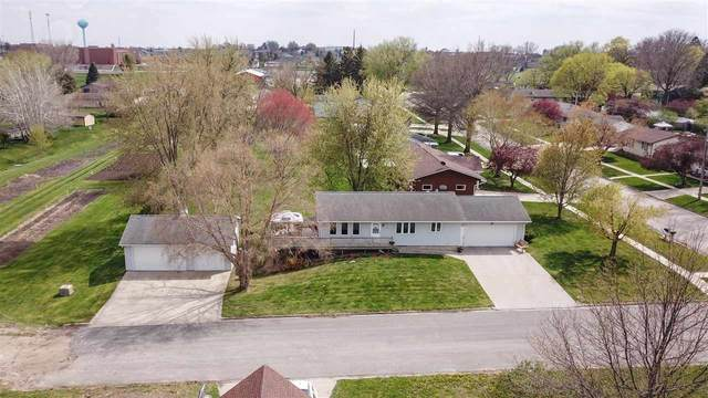 1102 Grant Street, Parkersburg, IA 50665 (MLS #20211750) :: Amy Wienands Real Estate