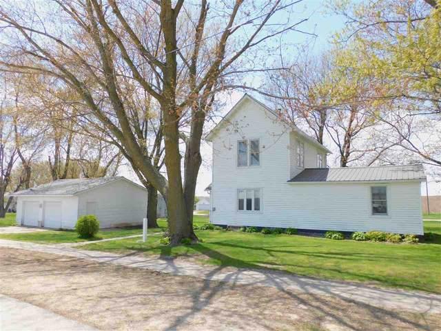 106 N Church Street, Greeley, IA 52050 (MLS #20211765) :: Amy Wienands Real Estate