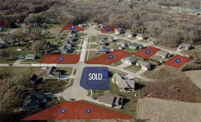 Lot 16 Timberline Drive, Evansdale, IA 50707 (MLS #20211791) :: Amy Wienands Real Estate