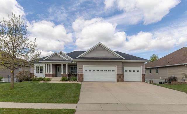 4221 Carlton Drive, Cedar Falls, IA 50613 (MLS #20211862) :: Amy Wienands Real Estate