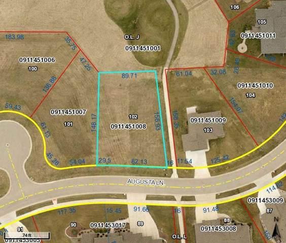 156 Augusta Lane, Waverly, IA 50677 (MLS #20211875) :: Amy Wienands Real Estate