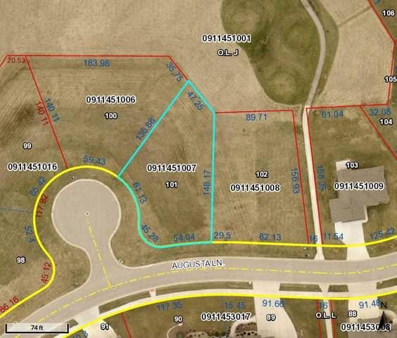 160 Augusta Lane, Waverly, IA 50677 (MLS #20211876) :: Amy Wienands Real Estate