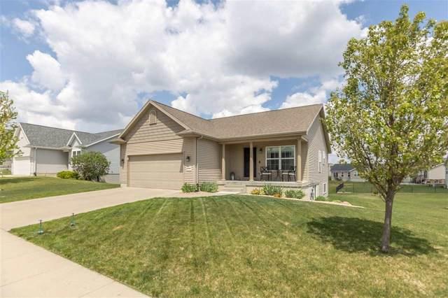 4721 Loren Drive, Cedar Falls, IA 50613 (MLS #20211885) :: Amy Wienands Real Estate