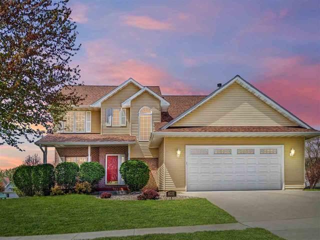4031 Briarwood Drive, Cedar Falls, IA 50613 (MLS #20211941) :: Amy Wienands Real Estate