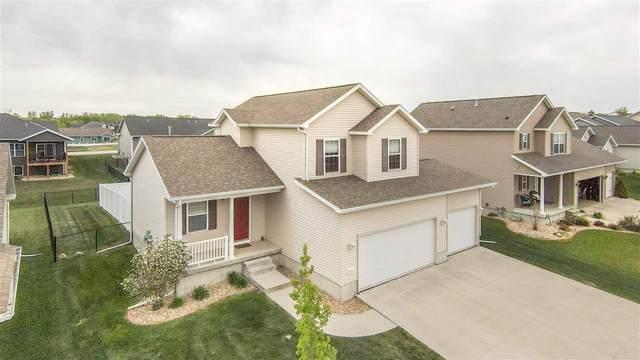 1108 Amelia Drive, Cedar Falls, IA 50613 (MLS #20211945) :: Amy Wienands Real Estate