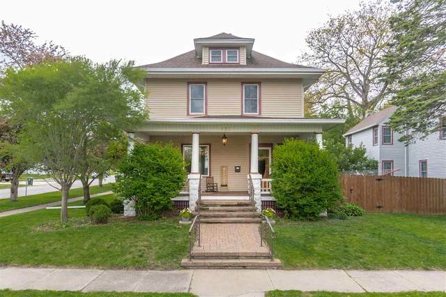421 Olive Street, Cedar Falls, IA 50613 (MLS #20211957) :: Amy Wienands Real Estate