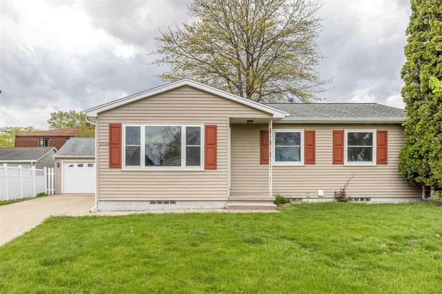 2108 Casper Avenue, Waterloo, IA 50701 (MLS #20211976) :: Amy Wienands Real Estate