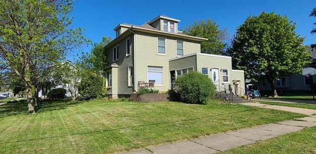 121 S Walnut Avenue, New Hampton, IA 50659 (MLS #20211993) :: Amy Wienands Real Estate