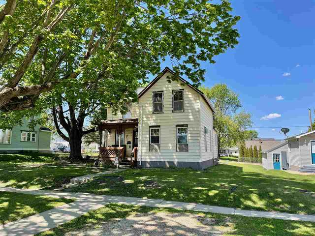 515 Blackhawk Street, Reinbeck, IA 50669 (MLS #20211998) :: Amy Wienands Real Estate