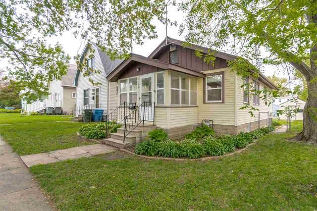 1108 Hawthorne Avenue, Waterloo, IA 50702 (MLS #20212004) :: Amy Wienands Real Estate