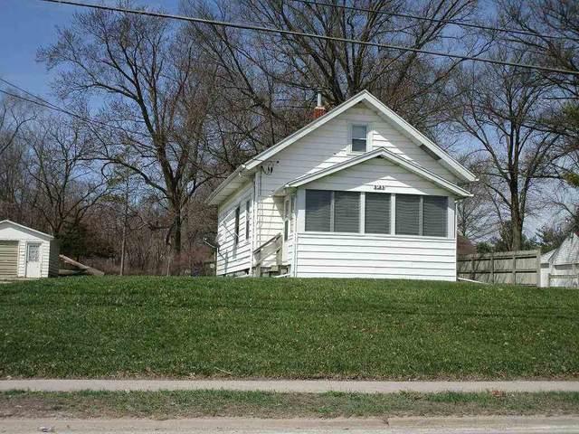 2133 Logan, Waterloo, IA 50703 (MLS #20212038) :: Amy Wienands Real Estate