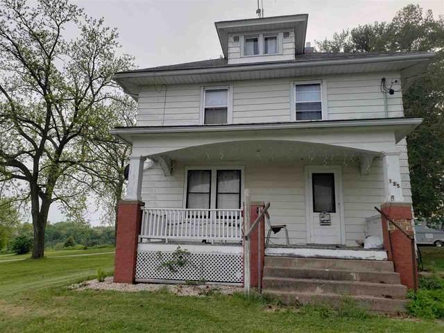 135 W 1st Street, Waterville, IA 52170 (MLS #20212092) :: Amy Wienands Real Estate