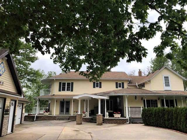 902 Sherman Street, Dysart, IA 52224 (MLS #20212179) :: Amy Wienands Real Estate