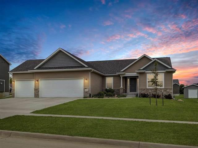 1115 Partridge Lane, Waterloo, IA 50701 (MLS #20212221) :: Amy Wienands Real Estate