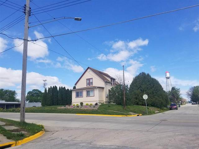 107 E Van Buren Street, Garnavillo, IA 52049 (MLS #20212297) :: Amy Wienands Real Estate
