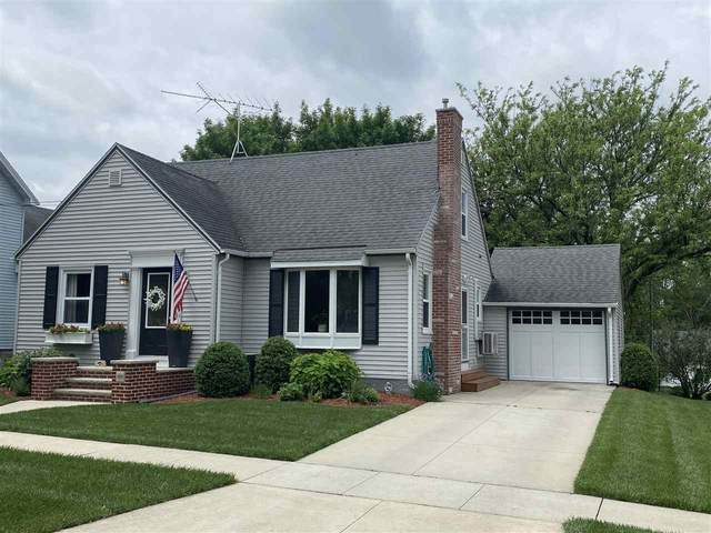 509 4TH ST, Parkersburg, IA 50665 (MLS #20212307) :: Amy Wienands Real Estate