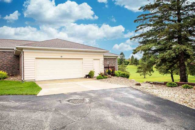 439 8th Ave Sw, Waverly, IA 50677 (MLS #20212338) :: Amy Wienands Real Estate