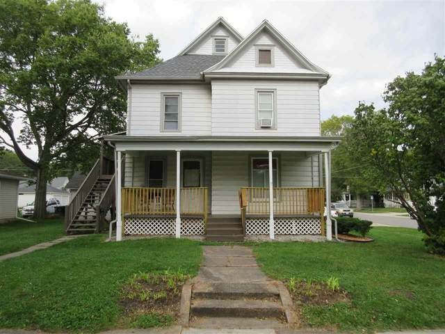 603 Iowa Street, Cedar Falls, IA 50613 (MLS #20212401) :: Amy Wienands Real Estate