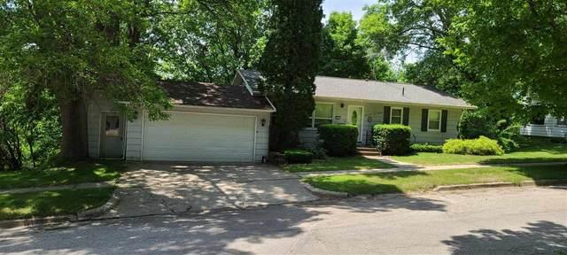 309 NE Second Street, Elkader, IA 52043 (MLS #20212424) :: Amy Wienands Real Estate