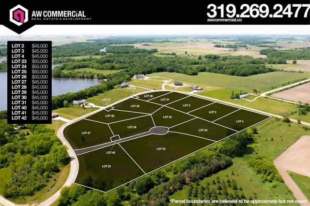 Lot 24 Harbor Ridge, Nashua, IA 50658 (MLS #20212562) :: Amy Wienands Real Estate