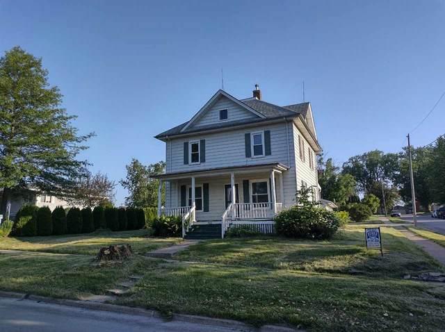 400 W Center Street, Monona, IA 52159 (MLS #20212627) :: Amy Wienands Real Estate