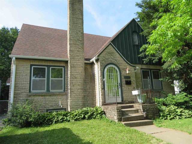 1923 W 3rd Street, Waterloo, IA 50701 (MLS #20212675) :: Amy Wienands Real Estate