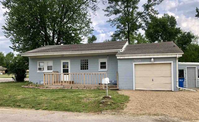 509 Hyde, Grundy Center, IA 50638 (MLS #20212683) :: Amy Wienands Real Estate