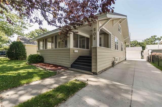 506 Kingsley Ave., Waterloo, IA 50701 (MLS #20212742) :: Amy Wienands Real Estate