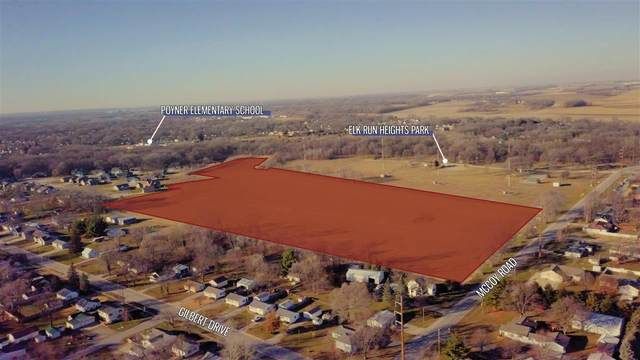 30.66 Acres Mccoy Road, Evansdale, IA 50707 (MLS #20212943) :: Amy Wienands Real Estate
