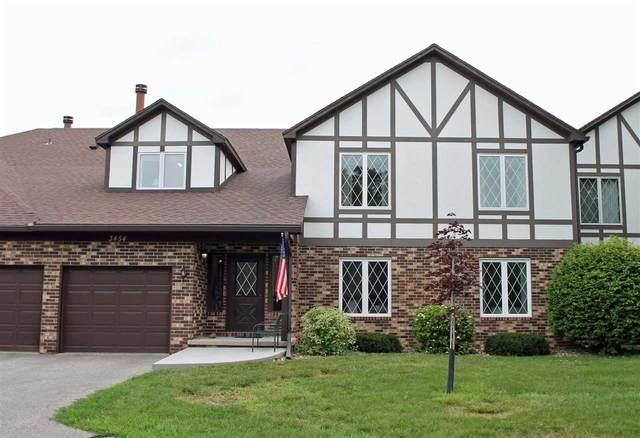 3456 Georgetown Drive, Waterloo, IA 50701 (MLS #20213110) :: Amy Wienands Real Estate