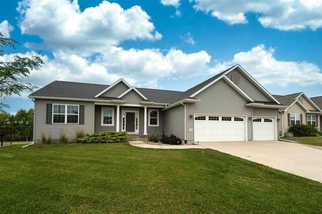 4324 Granite Ridge Road, Cedar Falls, IA 50613 (MLS #20213188) :: Amy Wienands Real Estate