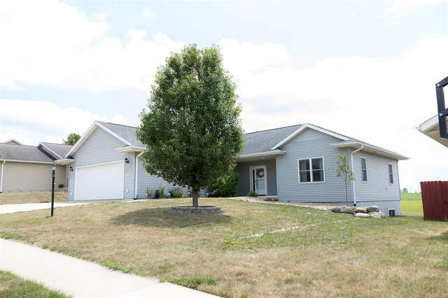 3712 Monaghan Drive, Waverly, IA 50677 (MLS #20213225) :: Amy Wienands Real Estate
