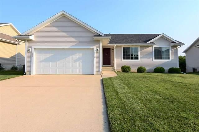 1416 Austin Way, Cedar Falls, IA 50613 (MLS #20213251) :: Amy Wienands Real Estate