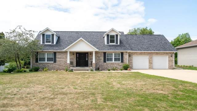 1403 Round Horn Street, Waverly, IA 50677 (MLS #20213319) :: Amy Wienands Real Estate