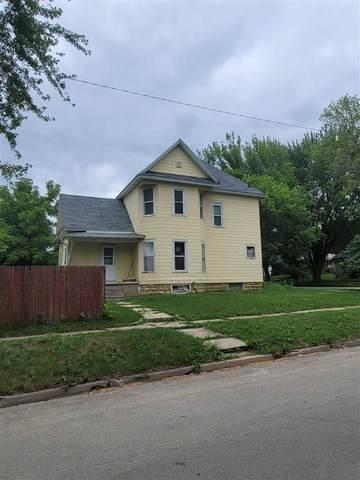 40 SE 4th Avenue, Oelwein, IA 50662 (MLS #20213380) :: Amy Wienands Real Estate