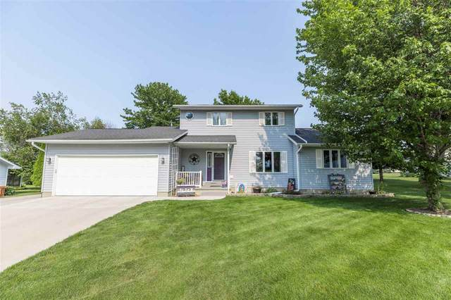 116 Anton Drive, Laporte City, IA 50651 (MLS #20213481) :: Amy Wienands Real Estate